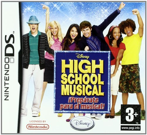 High School Musical ¡Prepárate para el Musical! [Importer espagnol]
