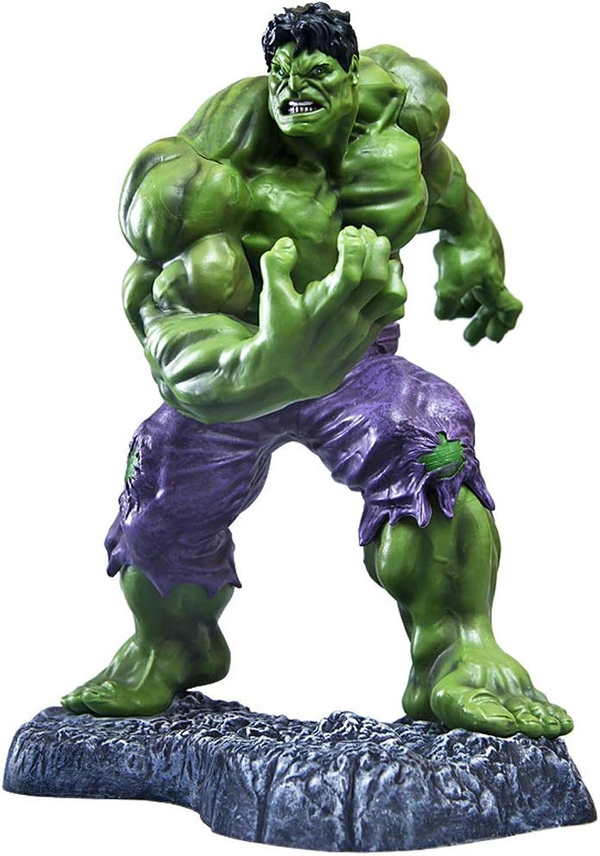 ventas en linea Xuping El Modelo Avengers-Haok The Hulk Decorations Decorations Decorations Crafts (13.5 Pulgadas)  Sin impuestos