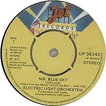 Electric Light Orchestra Mr Blue Sky 7 vinyl 45