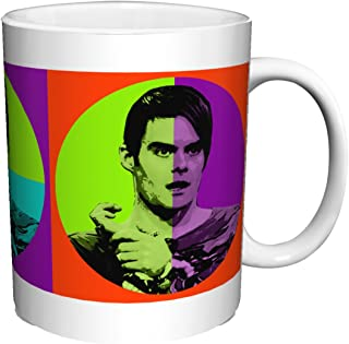 SNL (SATURDAY NIGHT LIVE) 2000S SNL CLASSIC-STEFON TV Television Show Ceramic Gift Coffee (Tea, Cocoa) Mug, By CulturenikOfficially Licensed from NBC/Universal TV. (15 OZ C HANDLE CERAMIC MUG)