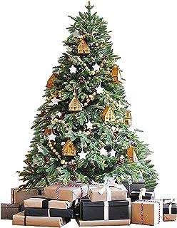 1.5 متر شجرة عيد الميلاد الصفحة الرئيسية 1.8 متر شجرة عيد الميلاد المشفرة زينة كبيرة لعيد الميلاد هدية شجرة عيد الميلاد لم...