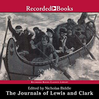 The Journals of Lewis and Clark cover art