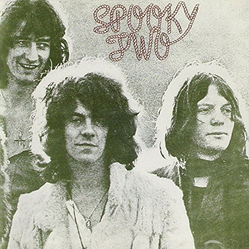 Spooky Tooth: Spooky Two (Audio CD (Re-Issue))