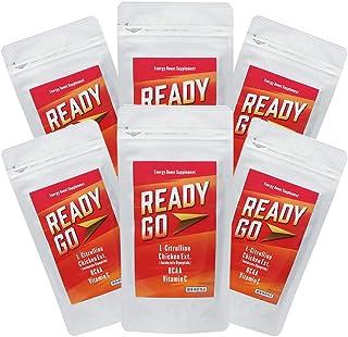 【6袋セット】URECI レディーゴー (120粒入) シトルリン イミダペプチド イミダゾールジペプチド BCAA 国産 サプリ サプリメント