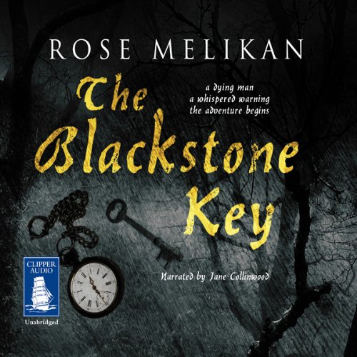 The Blackstone Key audiobook cover art