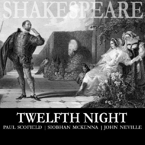 Twelfth Night cover art