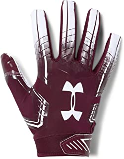 Best all maroon football gloves Reviews