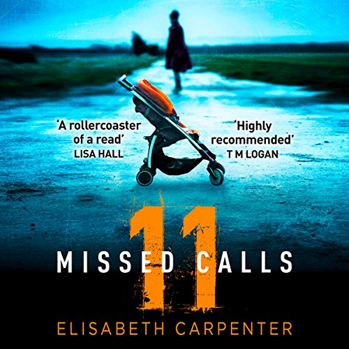 11 Missed Calls audiobook cover art