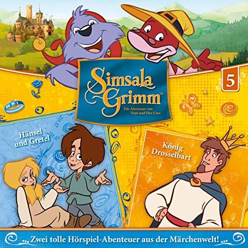 Hänsel und Gretel / König Drosselbart Titelbild