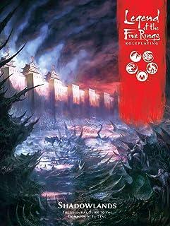 Fantasy Flight Games L5R RPG: Shadowlands Multicolor