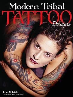 Modern Tribal Tattoo Designs (Fox Chapel Publishing)