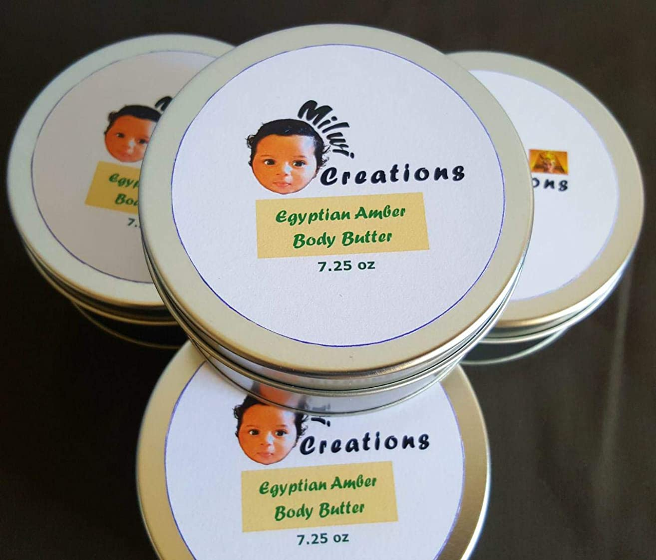 Egyptian Amber Moisturizing Body Butter