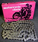 Diamond PowerSports Diamond India #530 Motorcycle Roller Chain Replacement Harley Davidson 116 Pitch
