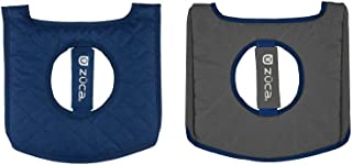 ZUCA Seat Cover - Navy/Gray