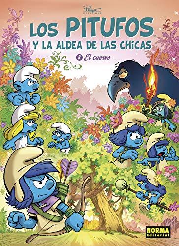 Los Pitufos y La Aldea De Las Chicas 3. El Cuervo