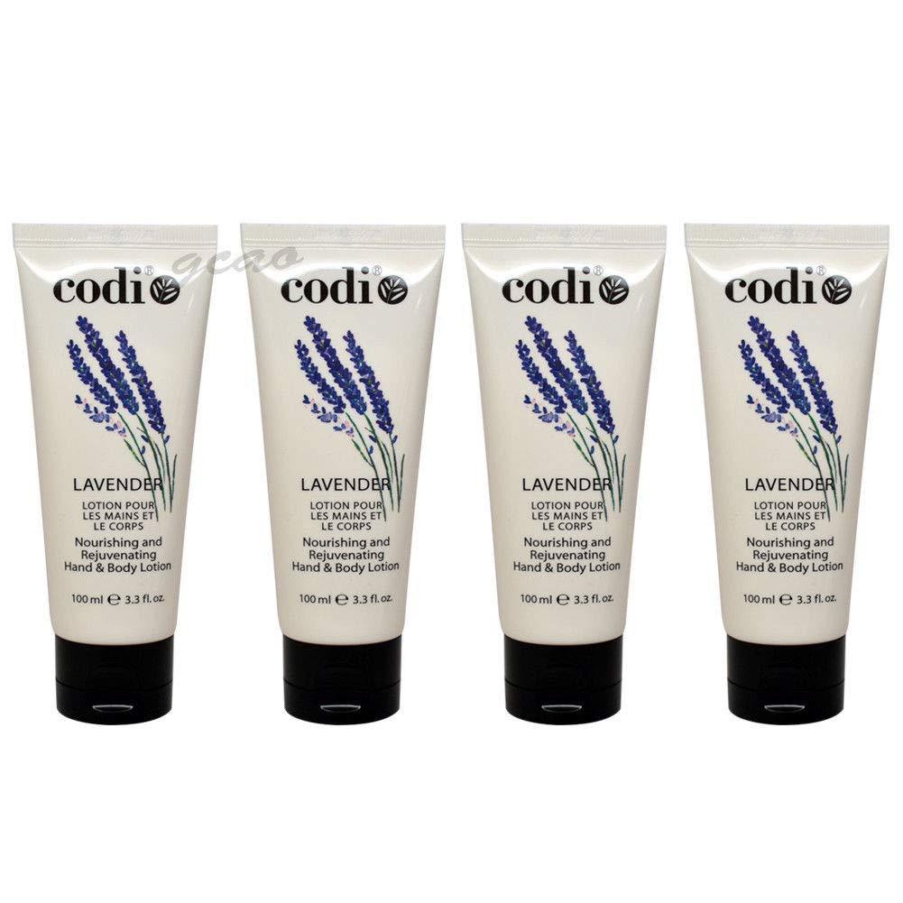 price 4 pcs Codi Limited time trial price Lavender Hand and rejuvenati Lotion Body Nourishing
