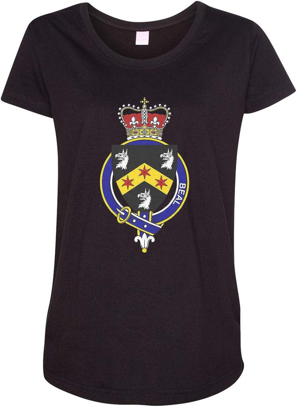 HARD EDGE DESIGN Women's English Garter Family Beal T-Shirt