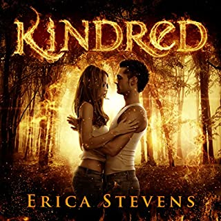 Kindred     Book One, the Kindred Series              By:                                                                                                                                 Erica Stevens                               Narrated by:                                                                                                                                 Sarah Puckett                      Length: 6 hrs and 45 mins     17 ratings     Overall 4.4