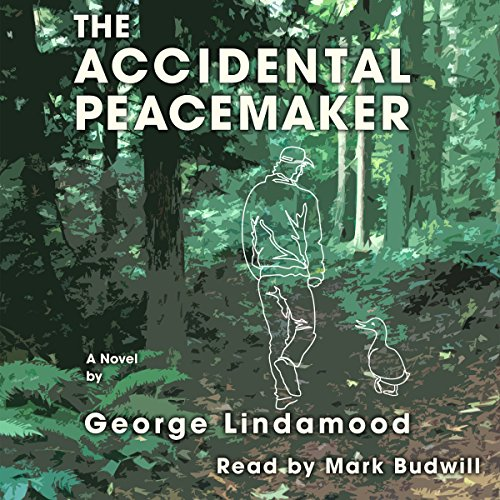 The Accidental Peacemaker audiobook cover art