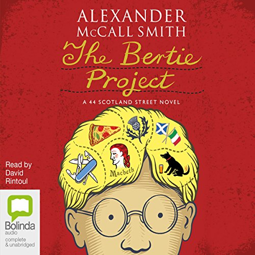 The Bertie Project cover art