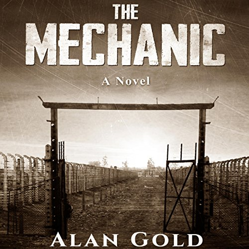 The Mechanic audiobook cover art