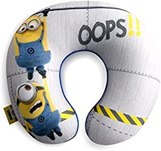 Heys Despicable Me Minion Kids' Travel Pillow OOPS