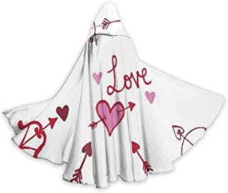 Cute Baby Rabbit Men Tunic Hooded Robe Cloak Knight Fancy Cool Cosplay Costume