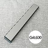 Jiewei Juego de 11 piezas de diamante barra de piedra Ruixi afilador de cuchillos de repuesto de piedra de afilar, sistema de afilado