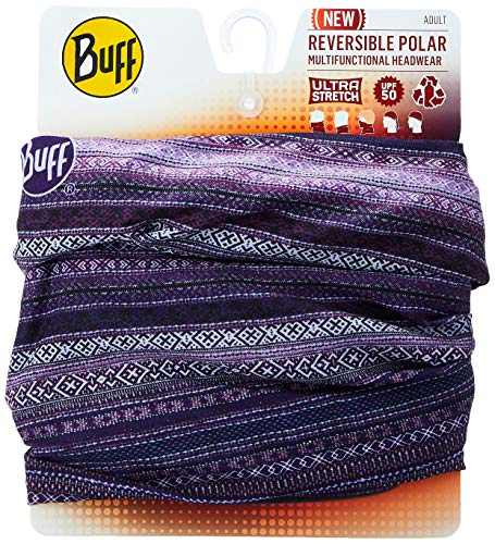 BUFF Unisex Polar Reversible, Anira Purple, OSFM
