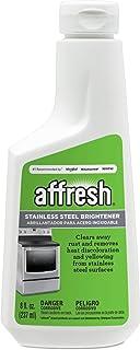 Affresh W10252111 Stainless Steel Brightener, 8 oz. Liquid