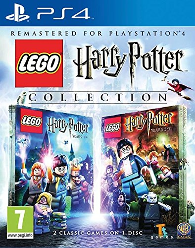 Warner Bros LEGO Harry Potter: Collection Basic PlayStation 4 videogioco
