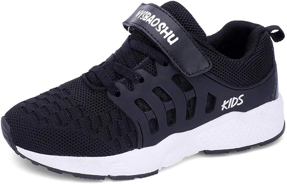 Kids Sneaker Breathable Lightweight Sport Shoes for Girls//Boys