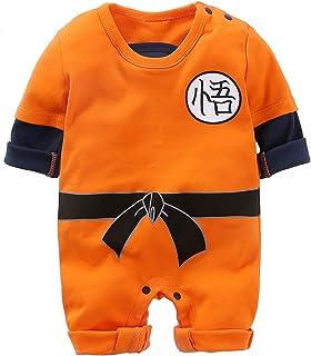 IURNXB Tuta per Neonato Baby Lovely Manica Lunga Cartoon Pagliaccetto Vestiti per Bambini