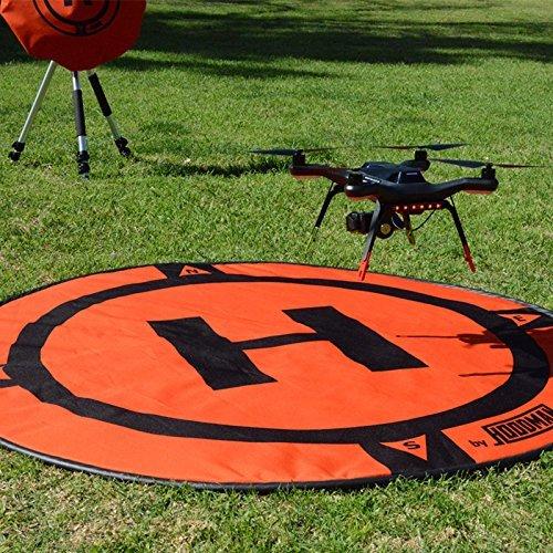 Hoodman Drone Launch Pad (5 Diameter) by Hoodman