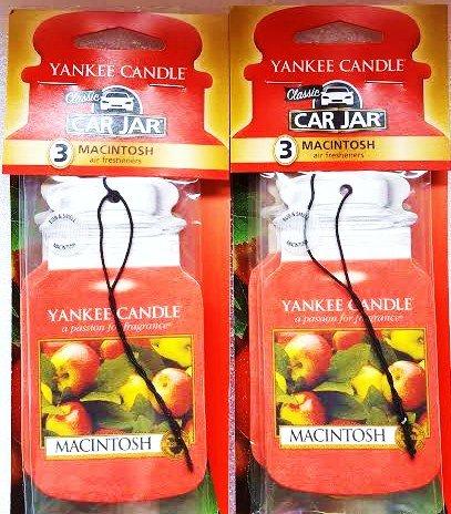 yankee candle car jar apple - 9