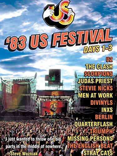 Various Artists - US Fest 1983: Days 1-3
