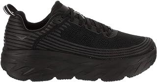 HOKA ONE ONE Womens Bondi 6 Black/Black Running Shoe Size 10.5