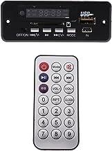 12v Coche FM MP3 WMA Placa de Decodificador Digital LED