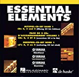ESSENTIAL ELEMENTS MITSPIEL-3er CD-SET zu BAND 1 - enthält CD 2 , 3 , 4 passend arrangiert zur gleichnamigen Notenausgabe [Noten / Sheetmusic] aus der Reihe: YAMAHA BLÄSERKLASSE