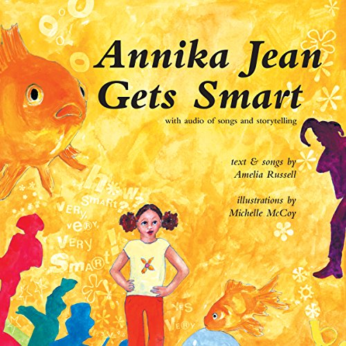 Annika Jean Gets Smart audiobook cover art