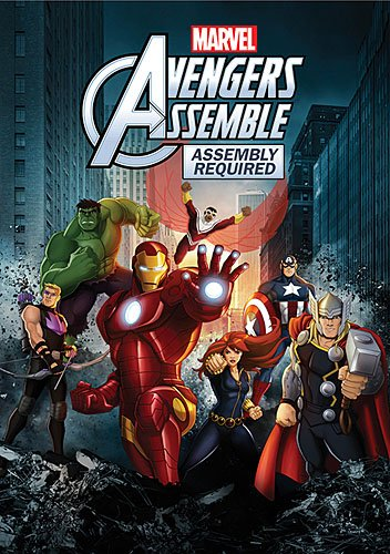 Marvel Avengers Assemble: Assembly Required