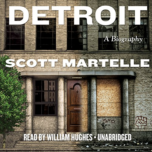 Detroit audiobook cover art