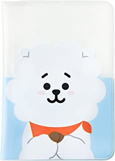 BT21 Official Merchandise by Line Friends - RJ Character Passport Holder Cover