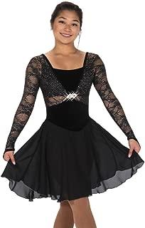Jerry's Ice Skating Dress - 272 Tiara Twirl Dance Dress