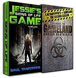 Signs of Life: JESSIE'S GAME Book 1 (S.W. Tanpepper's GAMELAND) by [Saul Tanpepper]