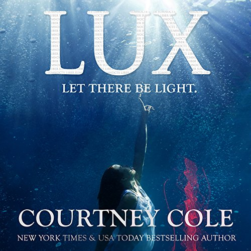 LUX audiobook cover art