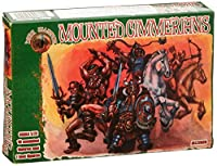 Alliance all72029–Figurines Mounted Cimm erians