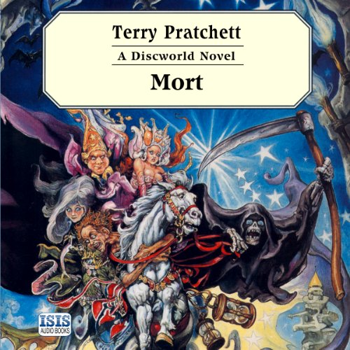 Mort audiobook cover art