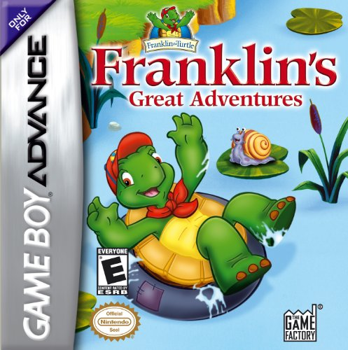 FRANKLIN S GREAT ADVENTURES GBA