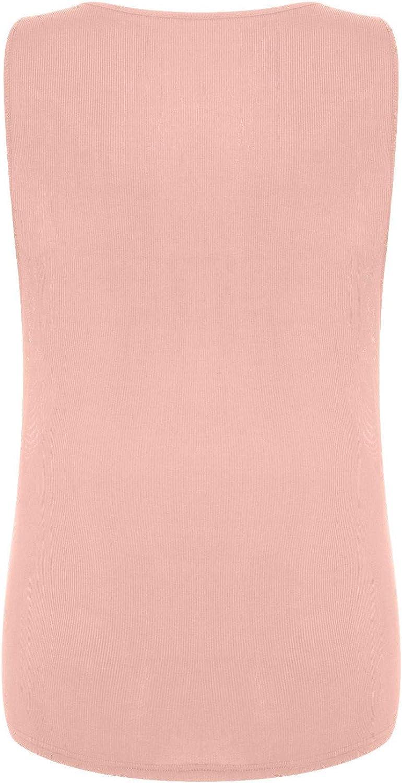 Womens Tank Tops Summer,Women Tank Tops Summer Ribbed Basic Cami Top Sleeveless Shirt Slim Blouses Henley Tops